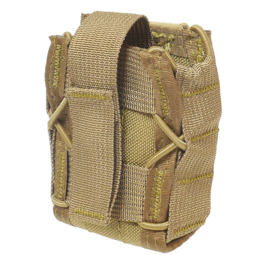 High Speed Gear Belt Mounted Handcuff Taco - Coyote Brown