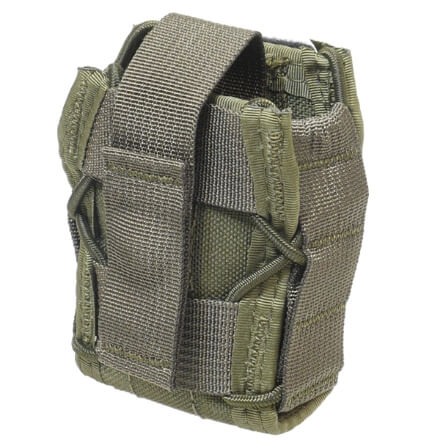 High Speed Gear Belt Mounted Handcuff Taco - Olive Drab Green