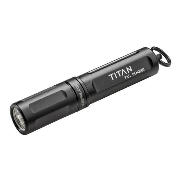 Surefire Titan Dual Stage 125/15 Lumen Keychain Light