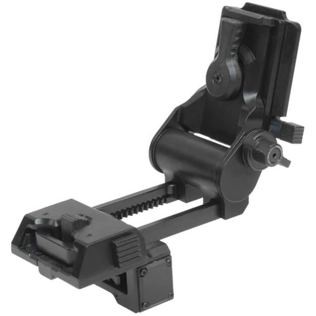Wilcox L4 G11 Mount - Standard PVS-14 J-Arm - Black