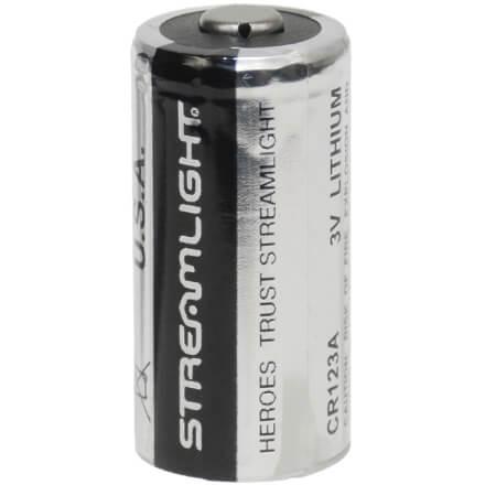 Streamlight 3v CR123 Batteries - each