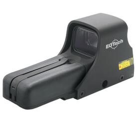 EOTech 512.A65 Holographic Sight - 68 MOA Ring w/ Single 1 MOA Dot - AA Model