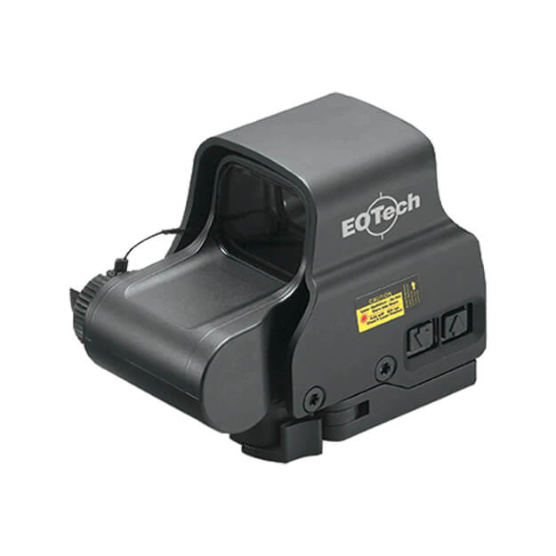 EOTech Extreme-XPS EXPS 2-0 - 68 MOA Ring w/ Single 1 MOA Dot