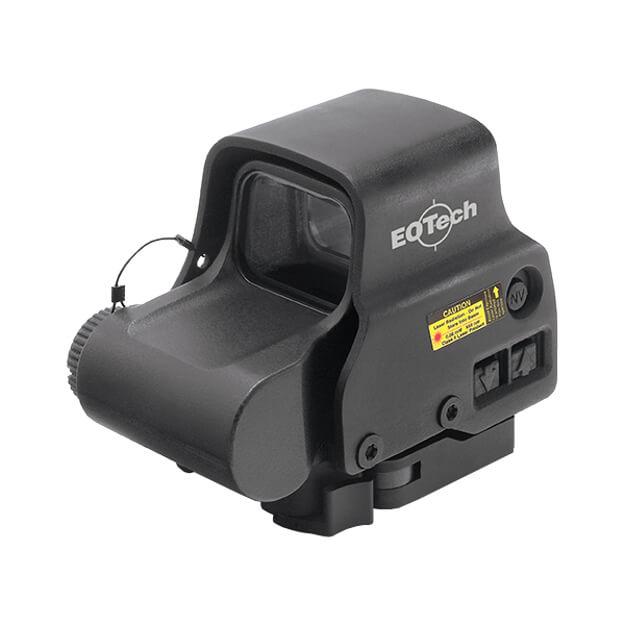 EOTech Extreme-XPS EXPS 3-0 - 68 MOA Ring w/ Single 1 MOA Dot - NV Capable - Black