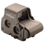 EOTech Extreme-XPS EXPS 3-2 - 68 MOA Ring w/ Two 1 MOA Dots - NV Capable - Tan