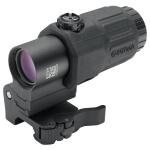 EOTech G33.STS Gen III 3X Magnifier w/ Switch To Side Mount - Black