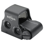 EOTech XPS 2-2 Holographic Sight - 68 MOA Ring w/ Two 1 MOA Dots