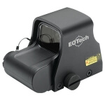 EOTech XPS 3-2 Holographic Sight - 68 MOA Ring w/ Two 1 MOA Dots - NV Capable