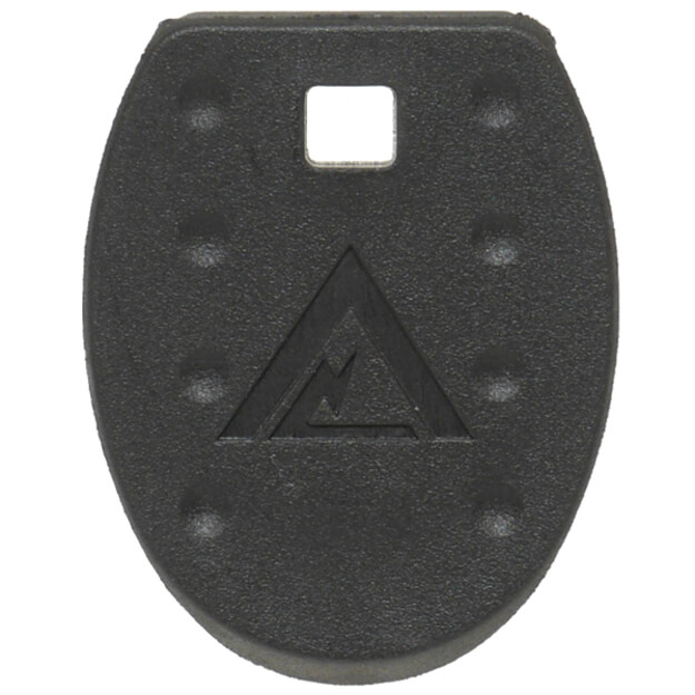Vickers Tactical M&P Magazine Floor Plate 5 Pack - Black