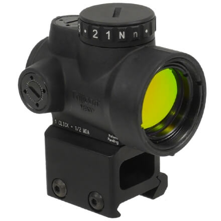 Trijicon 1x25 MRO - 2.0 MOA Adjustable Red Dot w/Lower 1/3 Mount