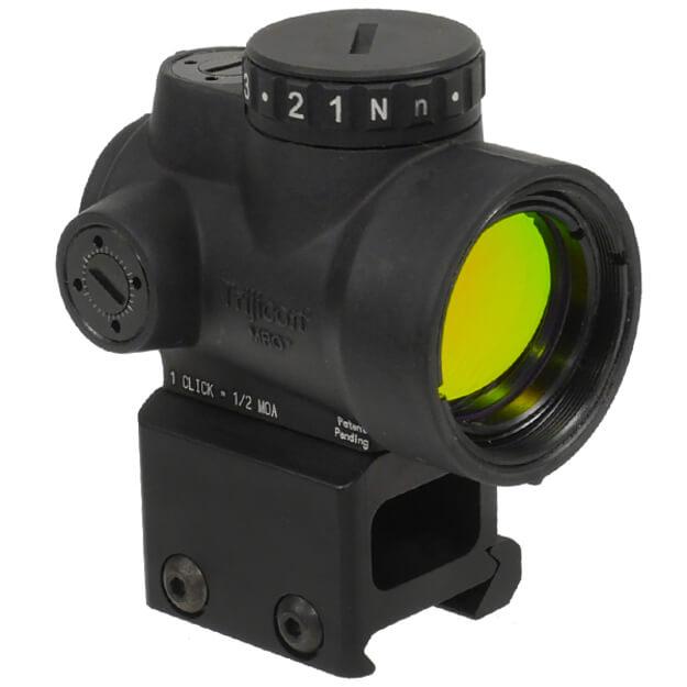 Trijicon 1x25 MRO - 2.0 MOA Adjustable Red Dot w/Lower 1/3 Mount