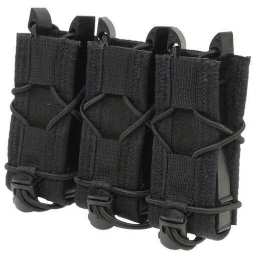 High Speed Gear Triple Pistol Taco - Black