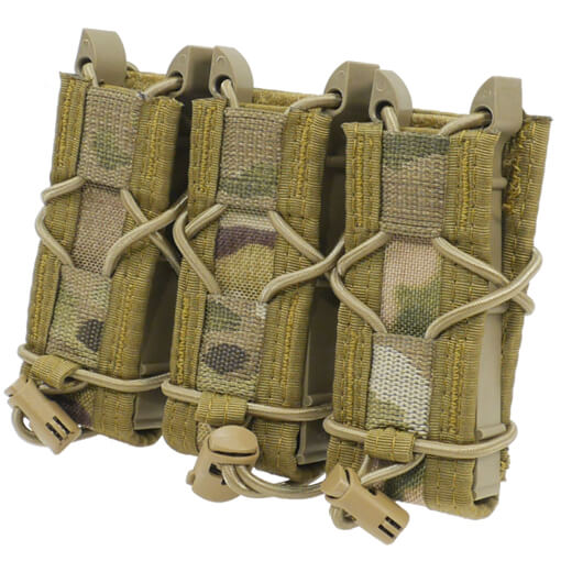 High Speed Gear Triple Pistol Taco - Multicam