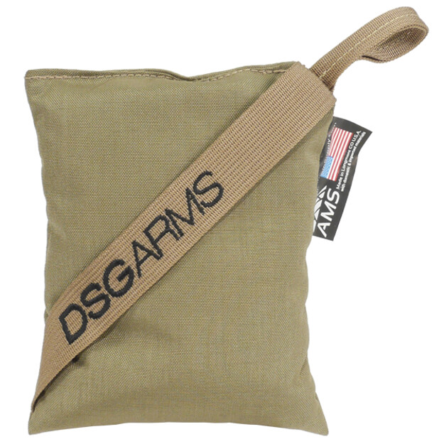 American Mountain Supply Rear Sniper Bag - Tan