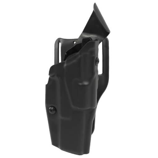 Safariland 6390 ALS Mid Ride STX Tac Plain Black UBL Holster Right Hand Glock 17, 22