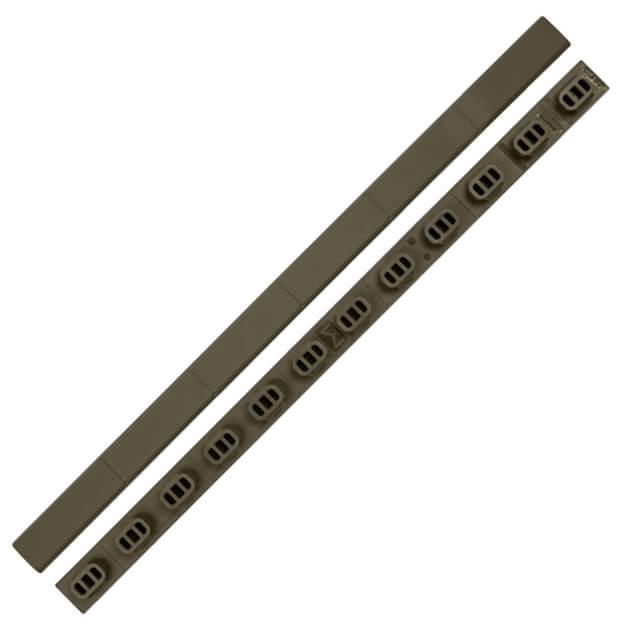MAGPUL M-LOK Type 1 Rail Cover - Olive Drab Green