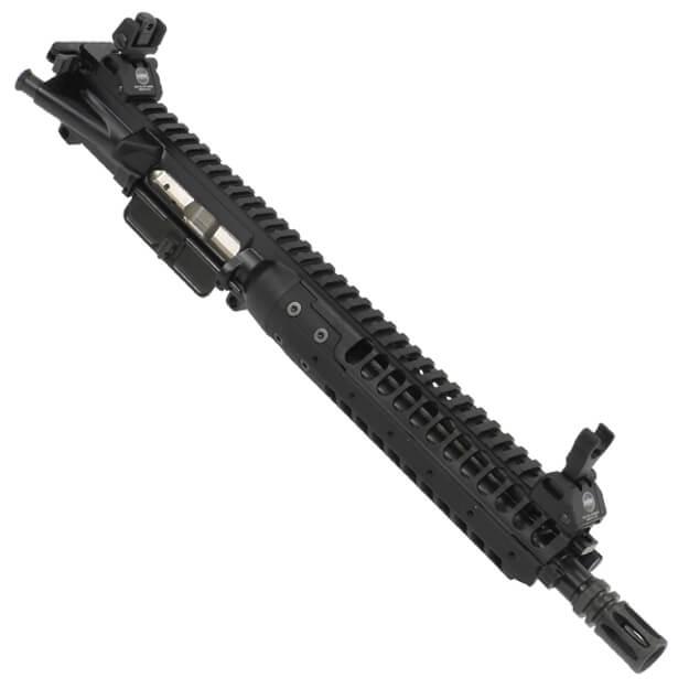 """LWRC 10.5"""" IC-A5 5.56MM Upper - Black"""