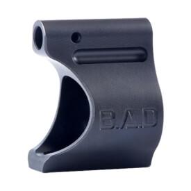 "Battle Arms Lightweight .750"" Titanium Gas Block - Black Ion Bond"