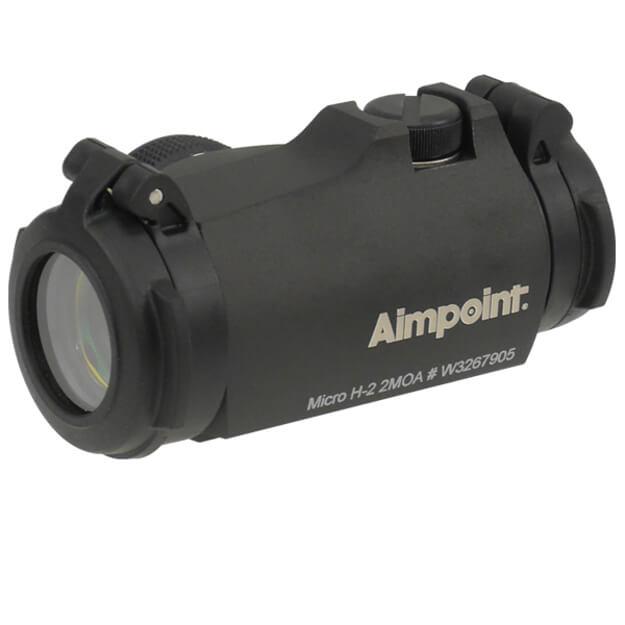 Aimpoint Micro H-2 2 MOA - No Mount