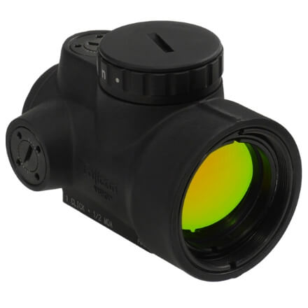Trijicon 1x25 MRO - 2.0 MOA Adjustable Red Dot - No Mount