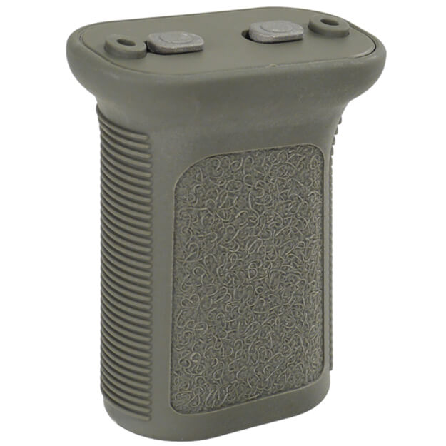 BCM Gunfighter Mod 3 Vertical KeyMod Grip - Foliage Green