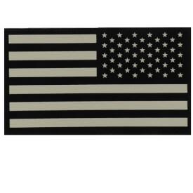 IR Tools IR US Army American Flag Reverse - Tan/Black