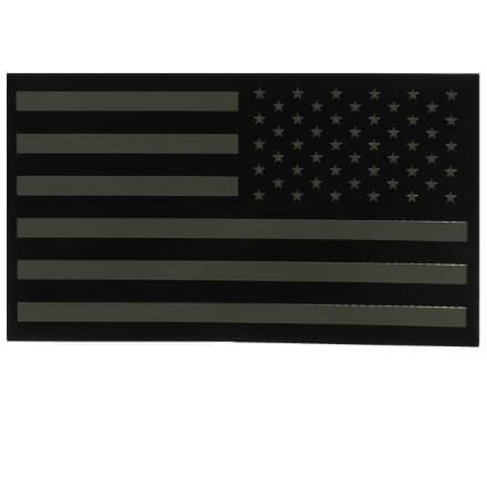 IR Tools IR US Army American Flag Reverse - Green/Black