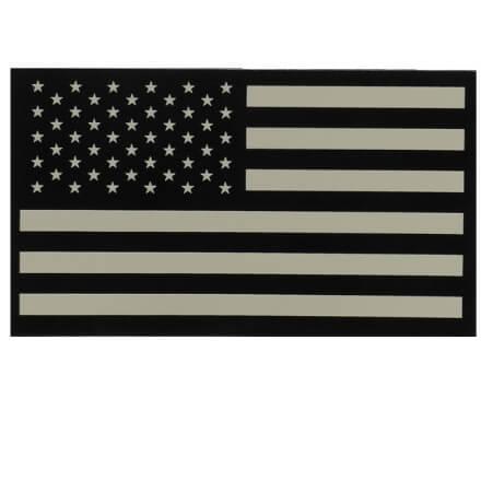 IR Tools IR US Army American Flag - Tan/Black