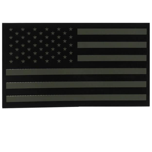 IR Tools IR US Army American Flag - Green/Black