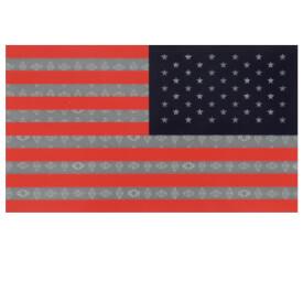 IR Tools IR US Army American Flag Reverse - Red White & Blue