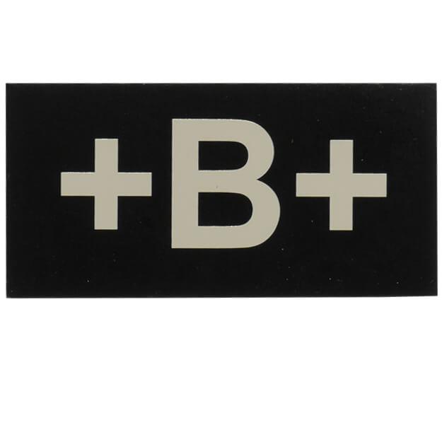 IR Tools IR +B+ Blood Type - Tan/Black