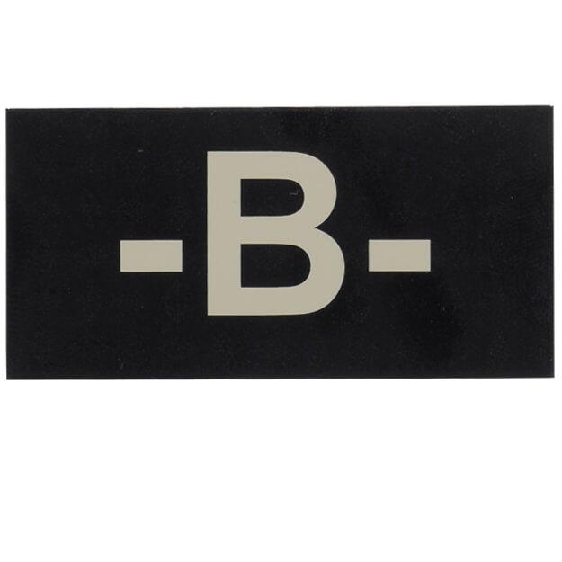 IR Tools IR -B- Blood Type - Tan/Black
