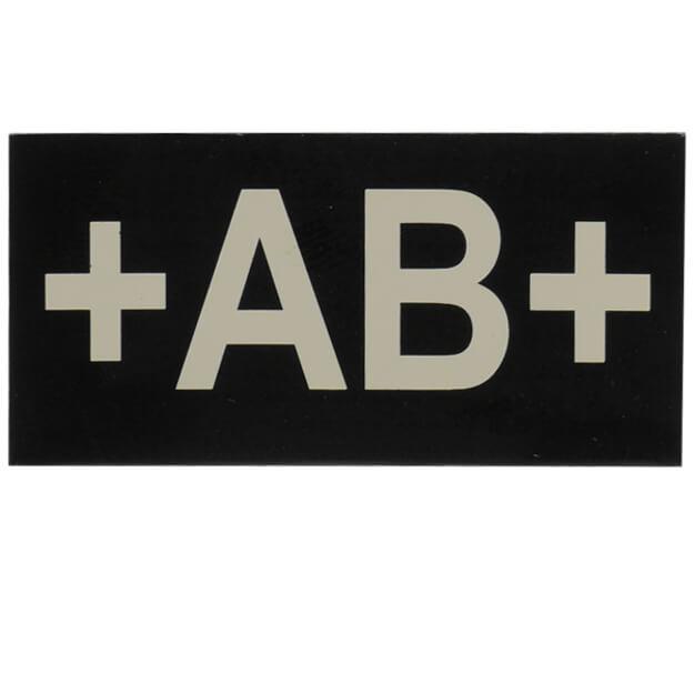 IR Tools IR +AB+ Blood Type - Tan/Black