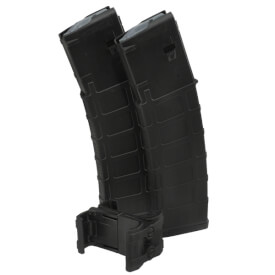 Magpul Dominant Response Kit - Two 40rd Magpul Mags with Maglink