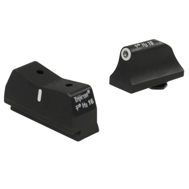 XS Sights Glock 20/21 Suppressor Height Standard Dot Tritium Express Set