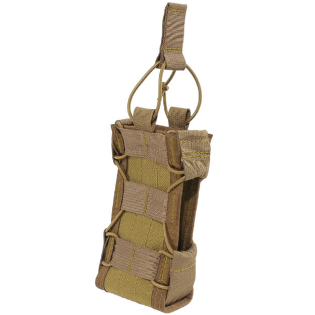 High Speed Gear Multi Access Comm Taco Molle - Coyote Brown