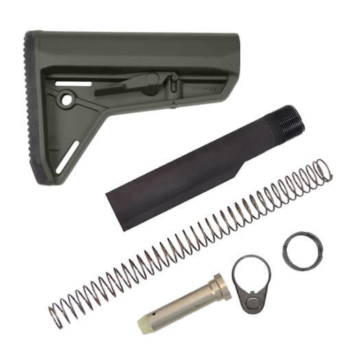 MAGPUL SL Carbine Stock Kit Milspec - Olive Drab Green