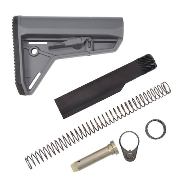 MAGPUL SL Carbine Stock Kit Milspec - Stealth Grey