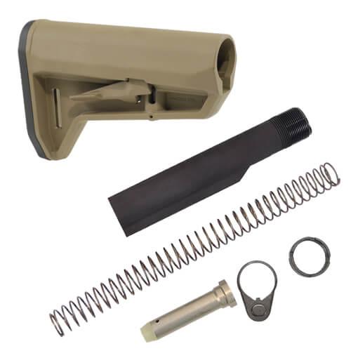 MAGPUL SL-K Carbine Stock Kit Milspec - Dark Earth