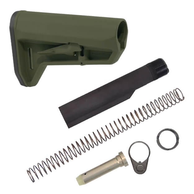 MAGPUL SL-K Carbine Stock Kit Milspec - Olive Drab Green