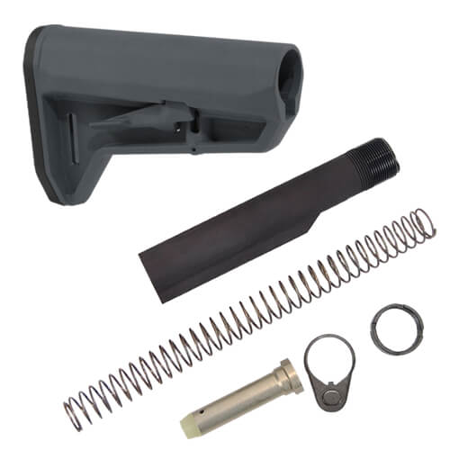 MAGPUL SL-K Carbine Stock Kit Milspec - Stealth Grey