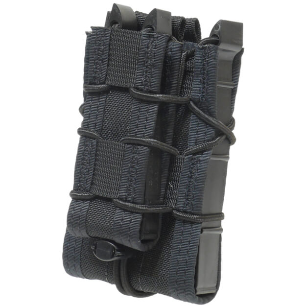 High Speed Gear Double Decker LT Molle - Black