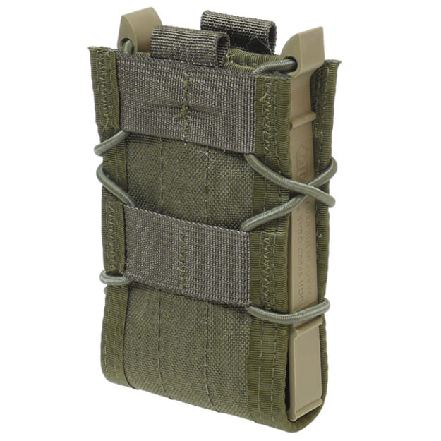 High Speed Gear Rifle Taco LT Molle - Olive Drab Green