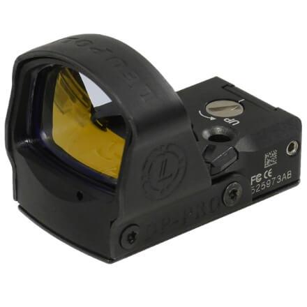 LEUPOLD DeltaPoint Pro Reflex Sight Matte 2.5 MOA Dot