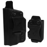 DSG CDC Holster w/CDC-M Mag Carrier Left Hand - Black