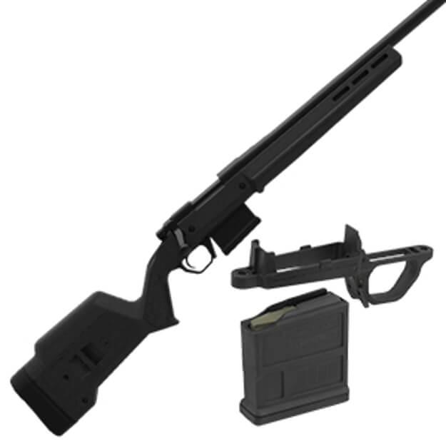 Magpul Hunter 700 SA Stock w/ Magwell - Black