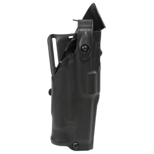 Safariland 6360 ALS Lv III Mid Ride UBL Holster - STX Plain Black Glock 41 w/ Light - Right Hand