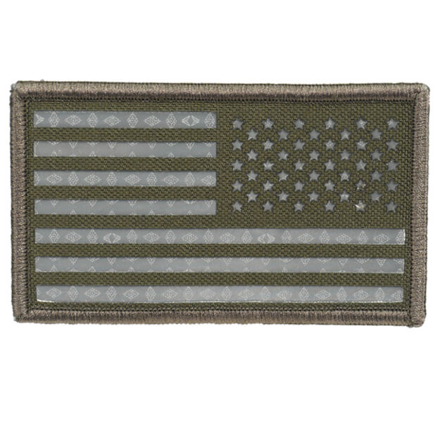 IR Tools IR Hybrid Garrison American Flag Reverse - Olive Drab Green