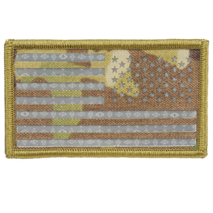 IR Tools IR Hybrid Garrison American Flag Reverse - Multicam
