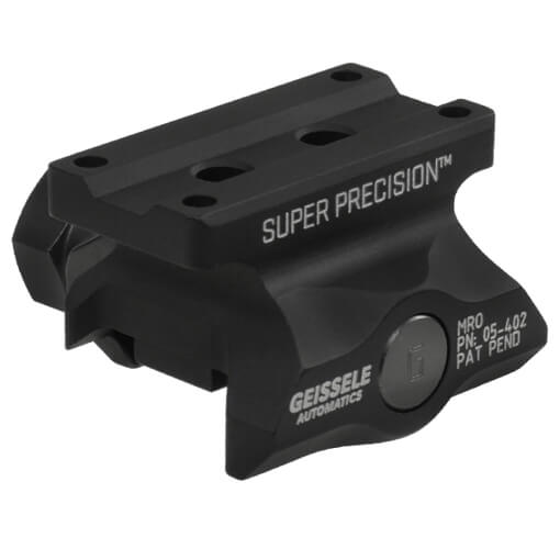 Geissele Super Precision MRO Co-Witness Mount - Black